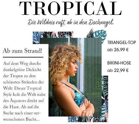Triangel-Top, A-D Cup, ab 26,99 €