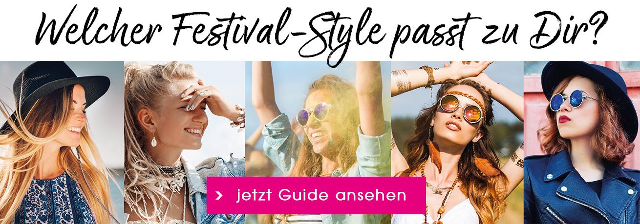 Welcher Festival-Style passt zu dir?