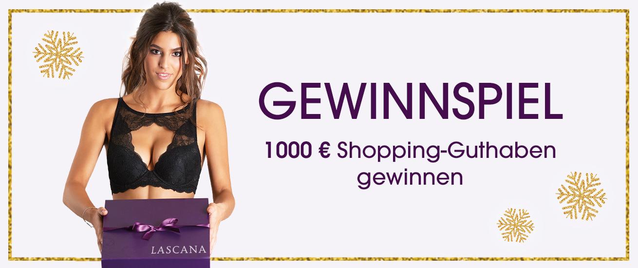 Gewinnspiel Shoppingguthaben