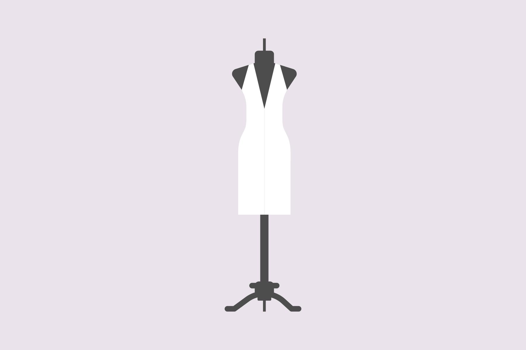 Welche Unterwäsche unter Kleid mit Neckholder-Ausschnitt?