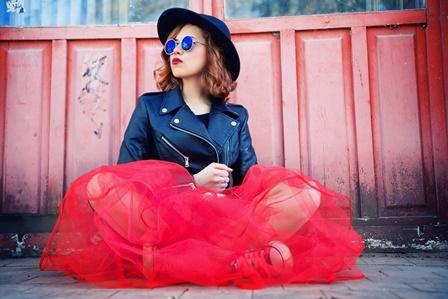 Festival Outfit Rockerin